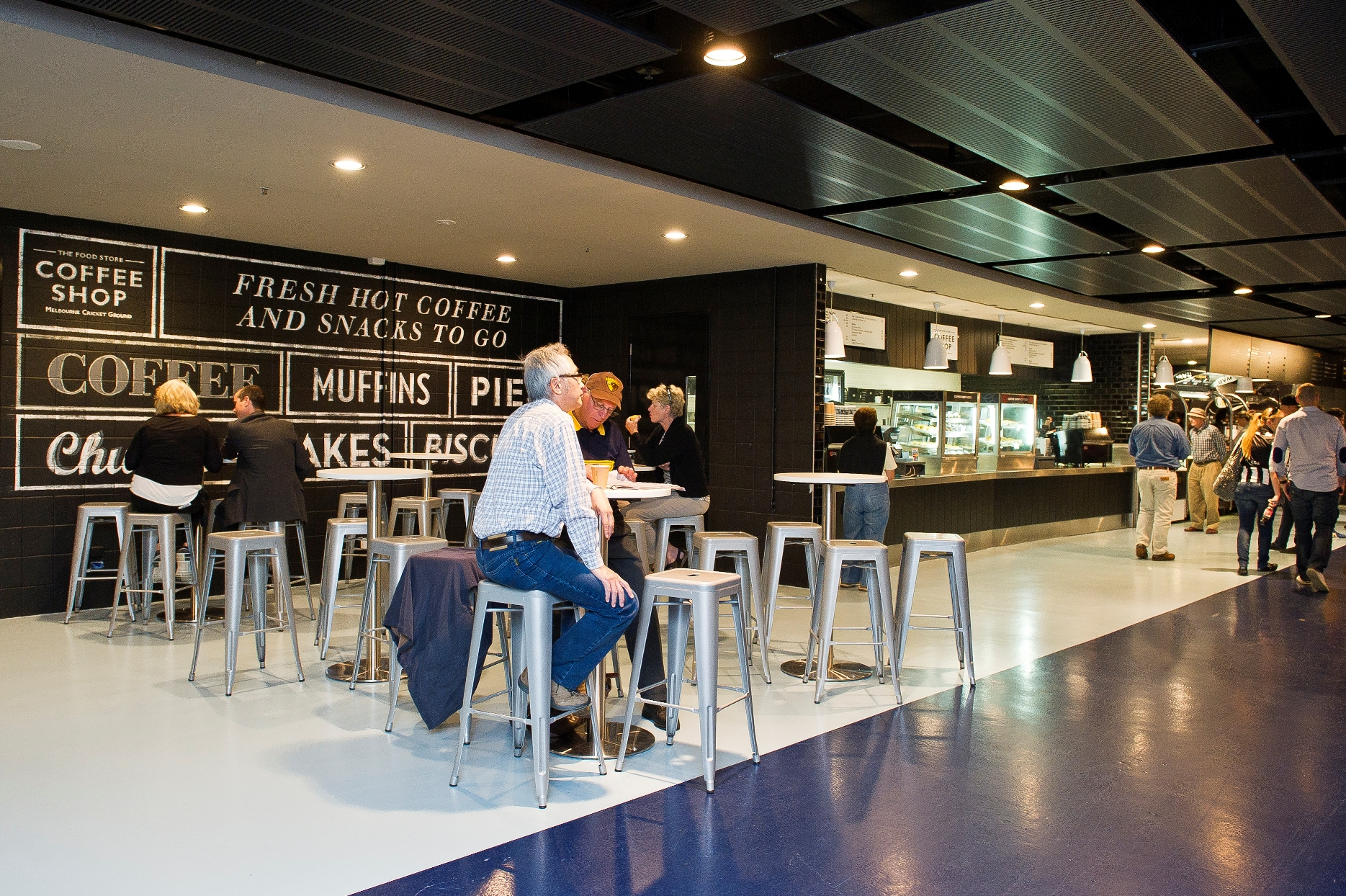 Mcg Food Outlets