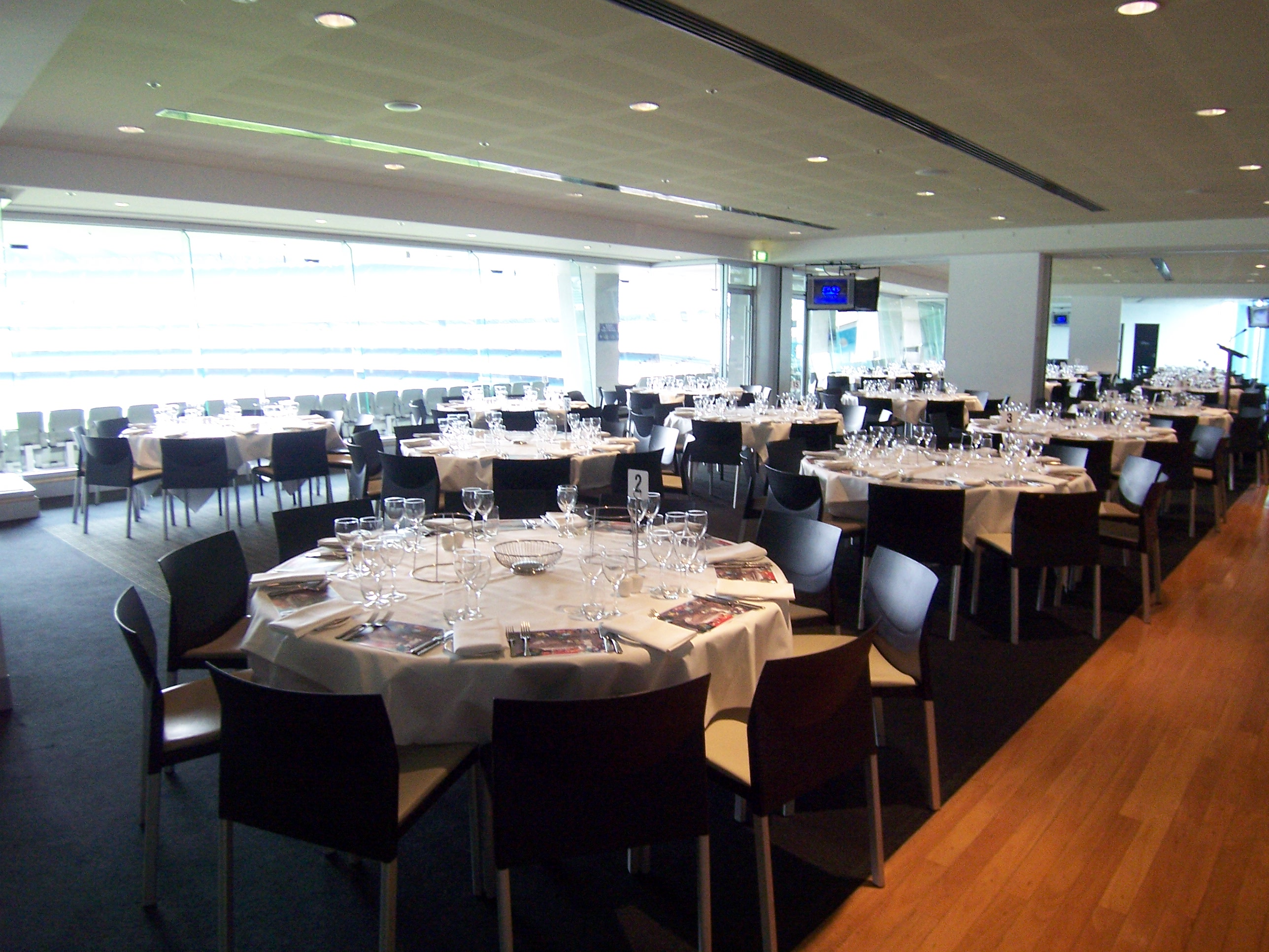 Melbourne conference function venue mcg harrison room dzzzfo