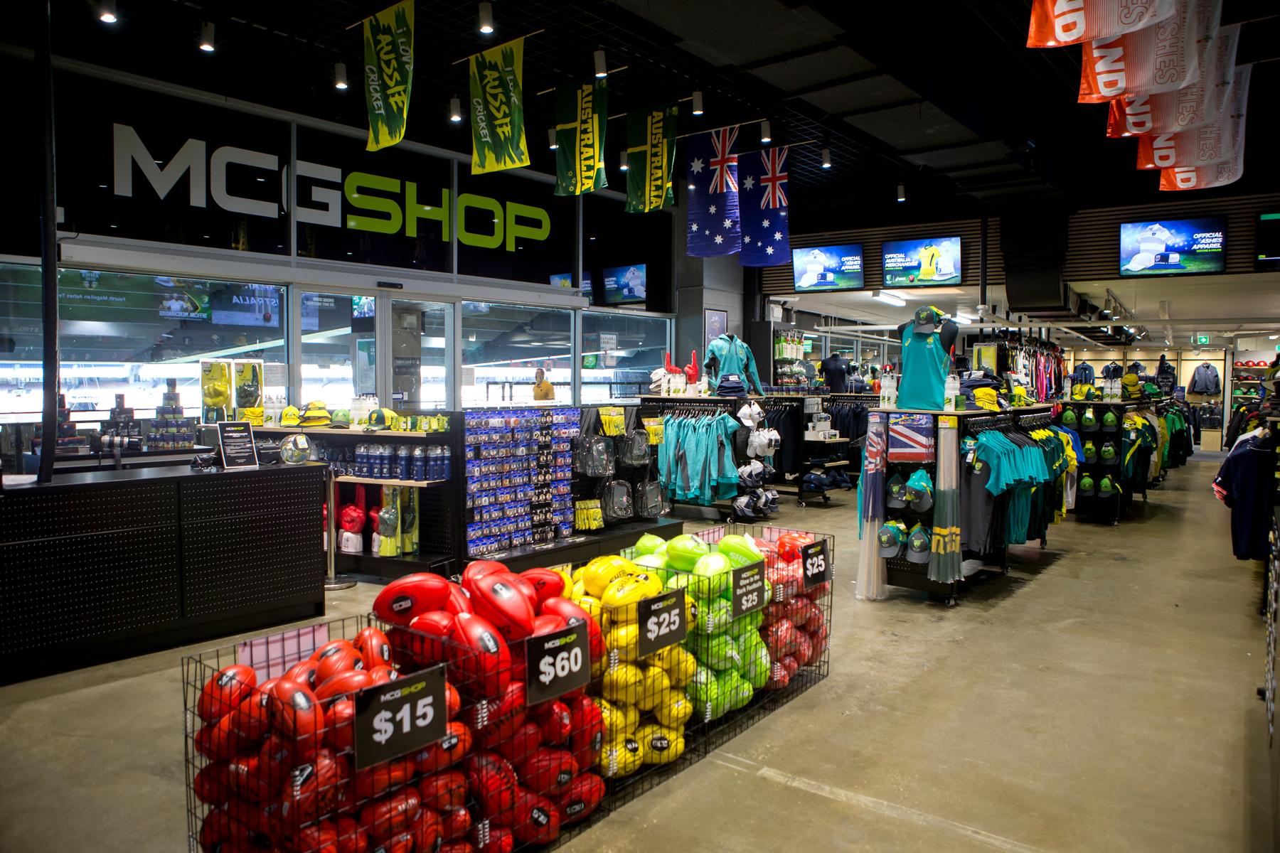 MCG Shop